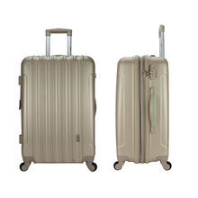 Shanghai Exporter PC ABS luggage bag hard shell luggage