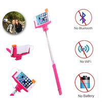 selfie stick Selfie Monopod Mini Spy Cameras Wireless Telescopic Baton
