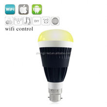 newest led products,WiFi bluetooth tan led lighting bulbs