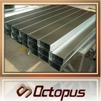 Hot Dipped Galvanized Cable Trunking