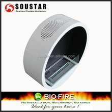 stainless steel wood burning stove