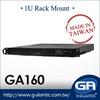 GA160 1U Rack Mount for Server computer case mini itx