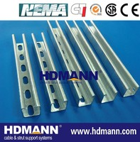 stainless steel unistrut channel factory in china