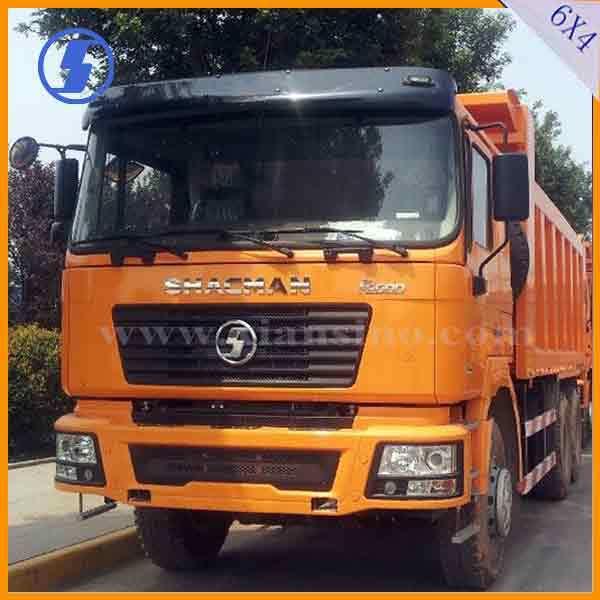 tipper xe tải để bán 6x4 shacman xe tải giá