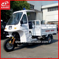 2015 Popular Competitive Hot Selling Cargo Enclosed Tricycle 3 Wheel Motorcycle Sale