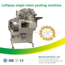 Newest Automatic Single Twist Lollipop Packing Machine