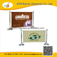 2015 Wholesale Outdoor Advertising Equipment Heavyweight Cafe wind Barrier
