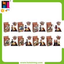 Plastic Anime 3d Mini Anime Figure For Sale