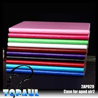 simple smart cases hot sale leather Cheapest for iPad Air cover