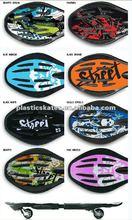 new design CE & OEM 2 wheels skate board