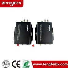 China offer 2-Ch CCTV Video over Fiber Converter FC 40KM with factory price