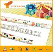 2015 Wholesale Christmas Gift Wrapping Paper Roll Decorations for Children Friends