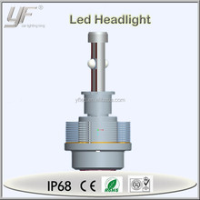 low price silver headlight circle led light , motorcycle DC 6-70V sharp front light automatic rotimatic machine