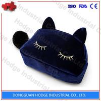Fashion cat print eco beauty cosmetic bag mini cosmetic bag custom cosmetic bag