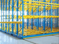 Heavy duty movable rack,suitable for storage,easy to install