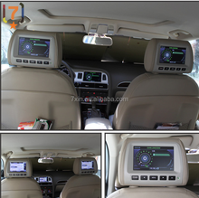 China made car back seat gale player