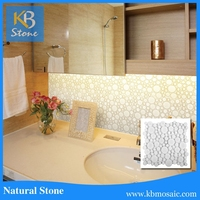 New Products Looking For Distributor Swimming Pool Bubble Glass Tiles