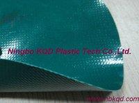 1000D PVC Truck Tarpaulin/ Glossy Green Vinyl Tarps/ 0.50mm PVC Fabrics