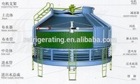 GY-2015 frp counter-flow cooling tower