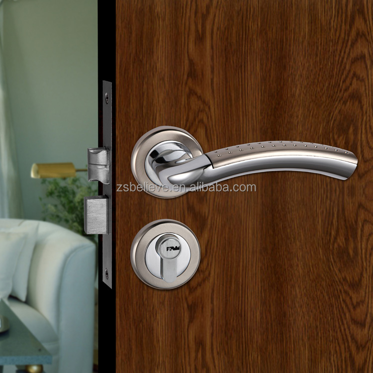 High quality door handle lock china manufacturer GSM26D