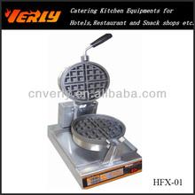 Eléctrica Waffle Baker , la máquina para hacer gofres con el certificado del CE