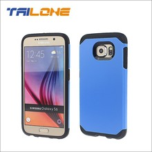 China wholesale smart phone cover, for Samsung galaxy s6 case