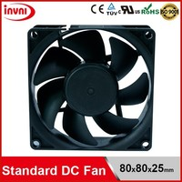 Standard SUNON Axial Flow DC 12 Volt Brushless Computer Cooling Fan 80x80x25mm (PF80251B3-0000-A99)