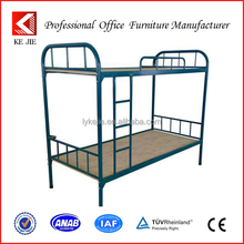 Steel Bunk,Student Bed,Metal Double Bunk Bed For Student