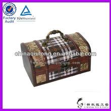 2012 New decorative antique wooden boxes