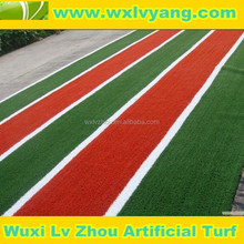 rtificial turf / fake grass for tennis court
