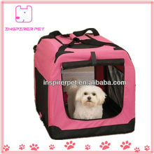 Global pet products pink pet carrier