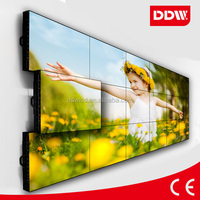 SHARP 60 LCD video wall, used home theater system