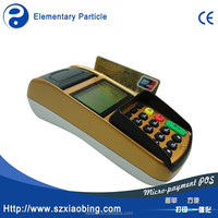mobile pos machine, POS Terminal for E-wallet/E-purse Application, top up, Bus Ticket