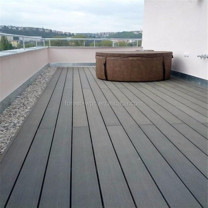 140x20x2900mm Frstech Solid Composite Deck Hardwood Flooring