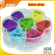 high quality can print your names and logo custom guitar picks