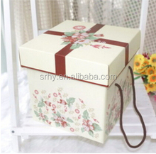 Printing Folding Gift Box Gift Boxes Gift Sub-Squares Large Holiday Gift Boxes