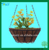 Garden Hanging Baskets with Coir Liner