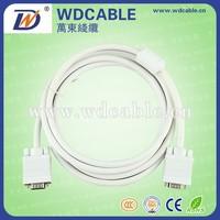 vga to vga cable used for lcd hdtv monitor