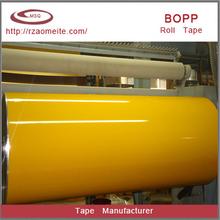 self adhesive bopp packaging tape jumbo roll