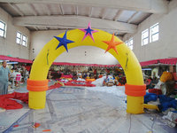 advertising inflatable arch for promotion