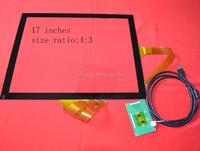 "17"" inch touch screen Win7/Win8/Win XP multi-touch panel"