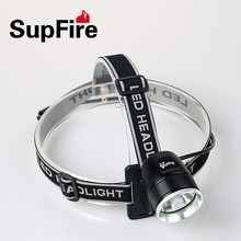 2014 new item headlamp rechargeable led head torch