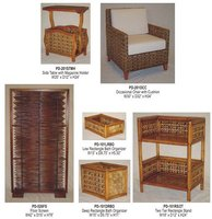 RATTAN INDOOR FURNITURE AT $15, 000 FOR 3 CONTAINERS!