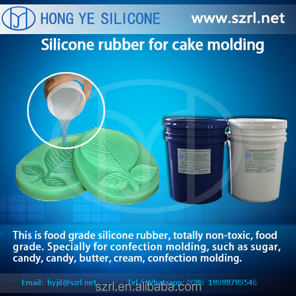 food grade mold making silicone