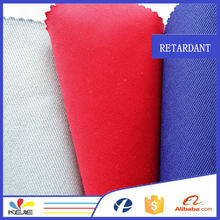 100% cotton Antifire fabric for working clothes
