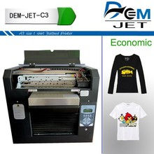 DEM-JET China manufacturer cheap direct to garment printer from Factory
