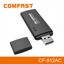 Ultra Fast 1200Mpbs Wireless Network Cards Long Range usb Wifi Adapter CF-912AC