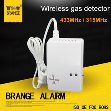 Fire alarm Wireless Network Home Smart Combustible Gas Detector