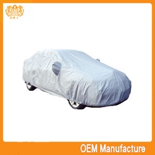 PEVA+PP cotton folding car covers,graphic car cover with factory price