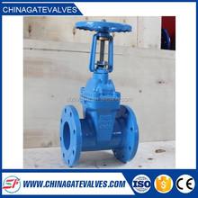 rising stem slide gate valve manufacture